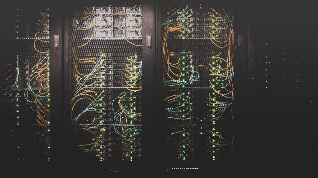 server system holding big data